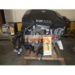 Двигатель Cadillac 3.6