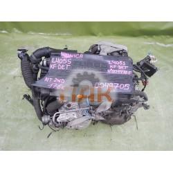 Двигатель Daihatsu 0.6