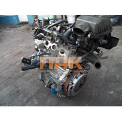 Двигатель Hyundai 1.0