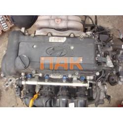 Двигатель Hyundai 0.8