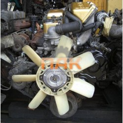 Двигатель Isuzu 2.5
