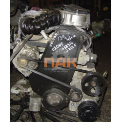 Двигатель Isuzu 2.0