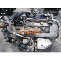 Двигатель Mitsubishi 0.7