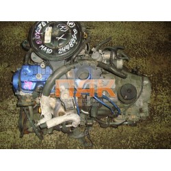 Двигатель Nissan 1.0
