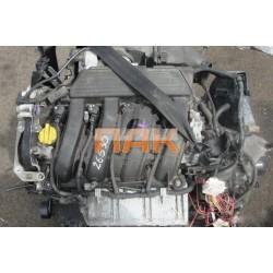 Двигатель Renault 0.0