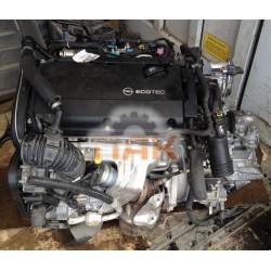 Двигатель SAAB 1.6