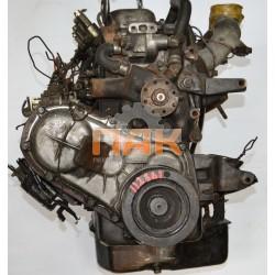 Двигатель SsangYong 2.2