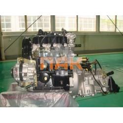 Двигатель Suzuki 0.8