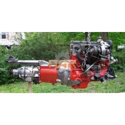 Двигатель Volvo 1.7