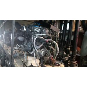 Двигатель BMW N46B20A без навесного
