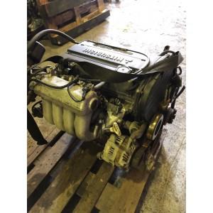 Двигатель mitsubishi  2.0л бу без навесного оборудования